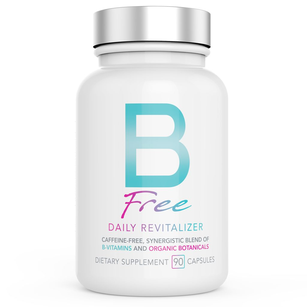 BFree Daily Revitalizer is caffeine free.