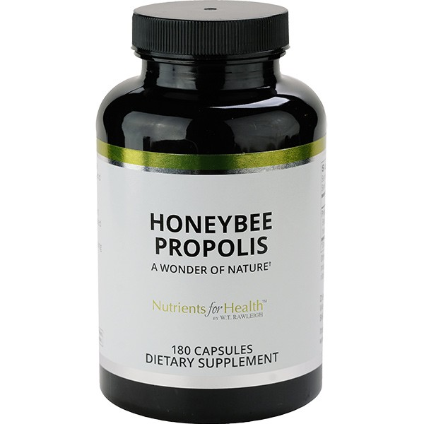 honey bee propolis improves your immune system. Get this with our HoneyBee Propolis Capsules