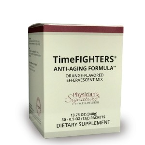 timefighters anti-aging drink formula