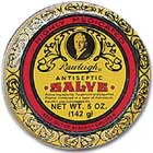 Rawleigh Antiseptic Salve, rawleigh salve, brown salve, healing salve, rawleigh products
