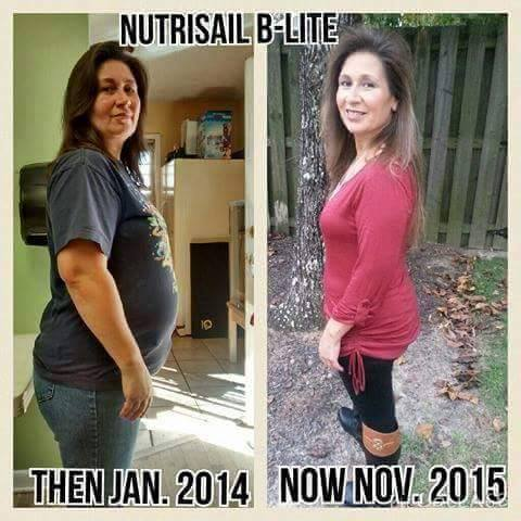 B Lite for weight loss from Nutrisail b-lite pills