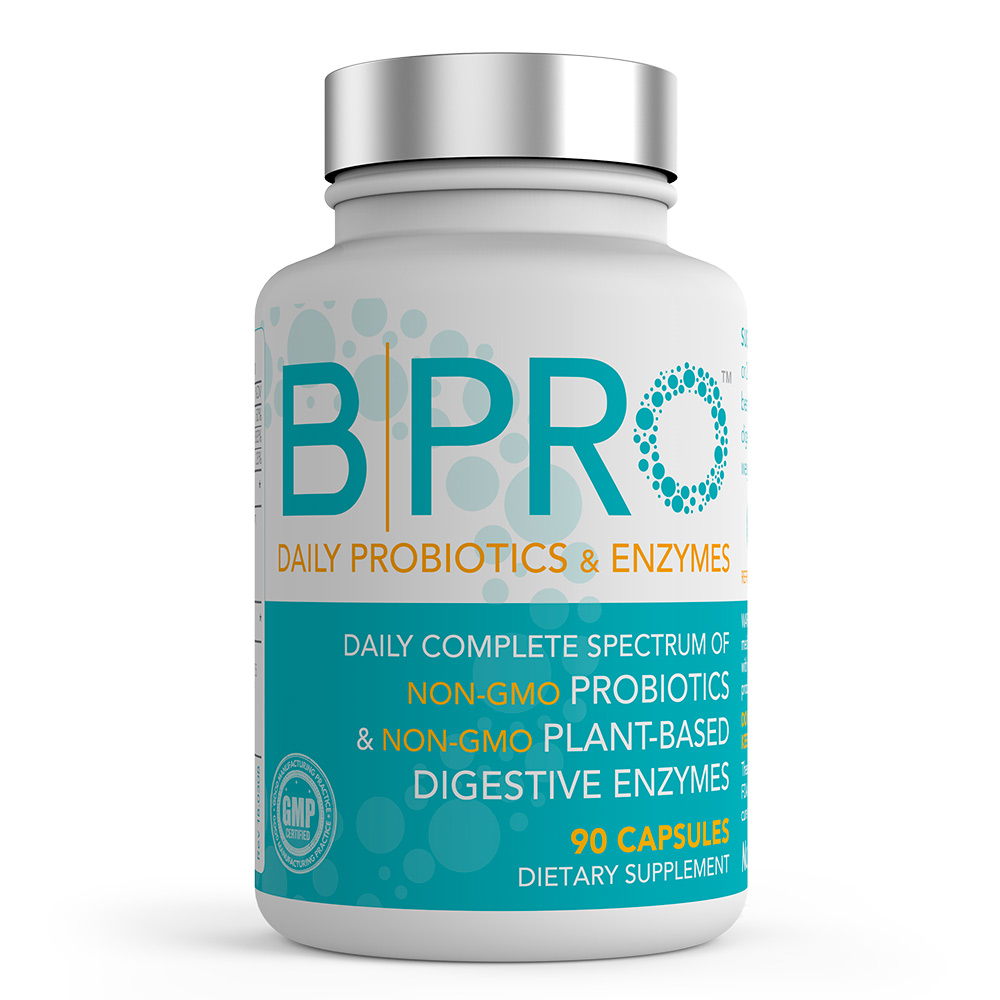 Nutrisail B-Pro Probiotics & Enzymes for your gut health