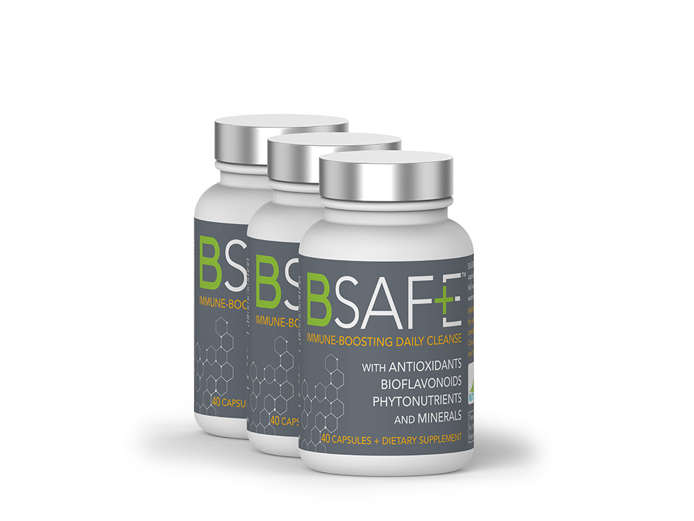 B-Safe Be clean Be healthy with B-Safe from Nutrisail