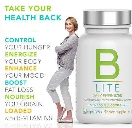 Feel Good Again With B-Lite