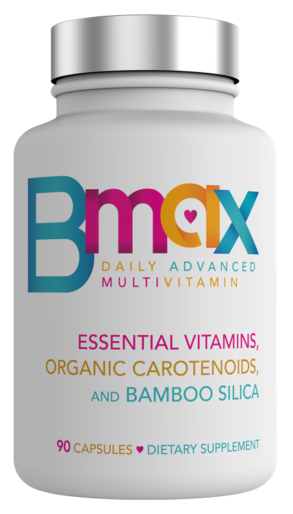 Nutrisail BMax MultiVitamin Made With Quality Ingredients With No Fillers