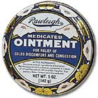 Rawleigh Products, rawleigh medicated ointment, rawleigh ointment