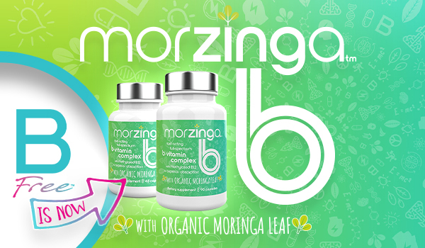 Try MorZinga B from Nutrisail to feel good again.