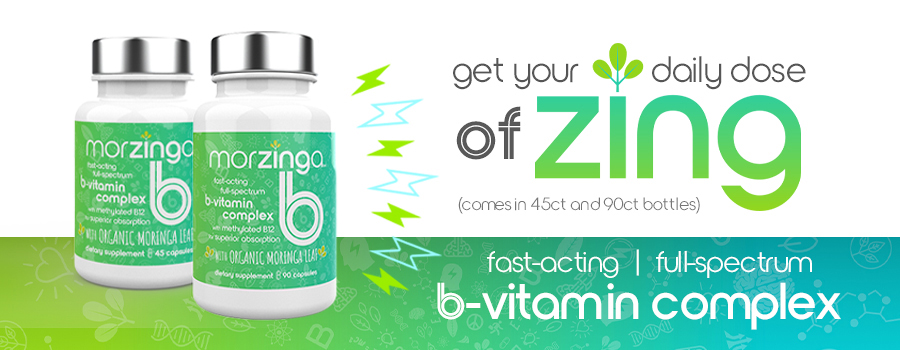 MorZinga B will put some Zing your life